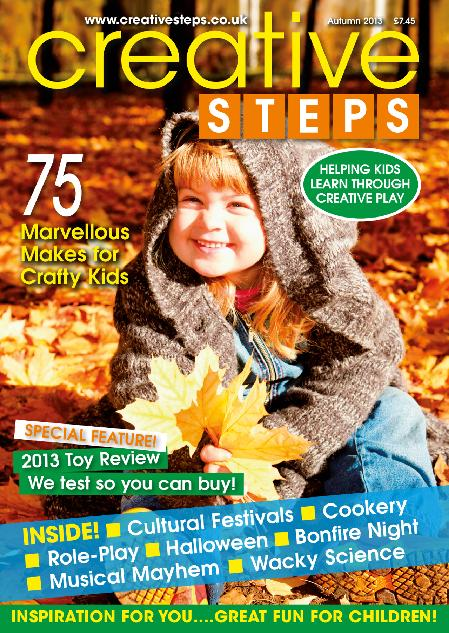 Creative Steps Autumn2013