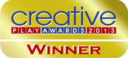 2013 Creative Play Awards Winner logo sml