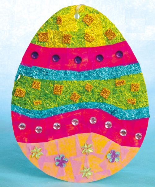 Sparkly Egg