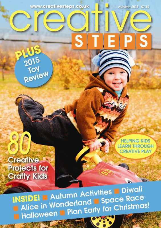 Creative Steps – Autumn 2015