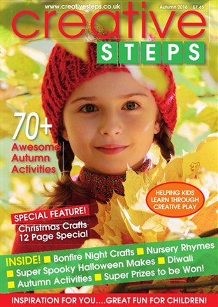 Creative Steps – Autumn 2016