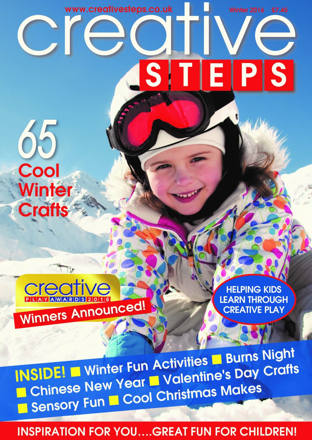 Creative Steps – Winter 2016