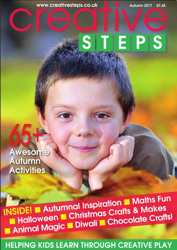 Creative Steps Autumn (Fall) 2017 (issue 55)