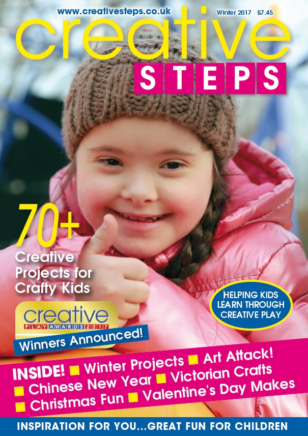 Creative Steps Winter 2017 Issue 56