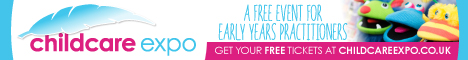 Childcare Expo – London – Manchester – Midlands
