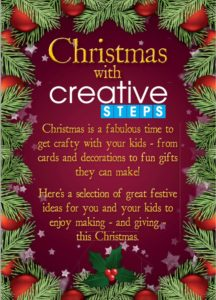 Christmas Crafting Projects.Christmas Craft Projects Creative Steps Creative Steps