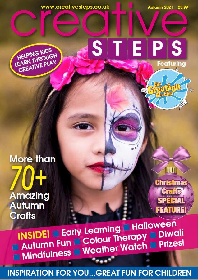 Creative Steps Autumn 2021 Issue 71