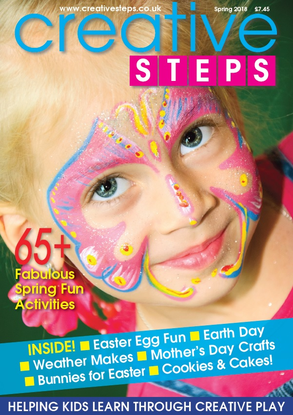 Creative Steps Spring 2018 (Issue 57)
