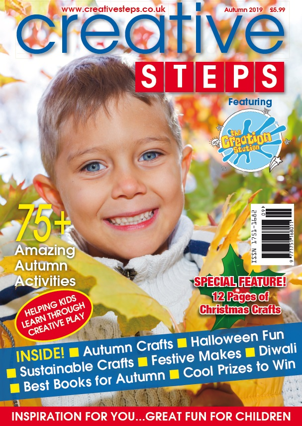Creative Steps Autumn 2019 Issue 63