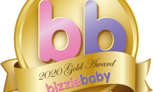 BizzieBaby Gold Award