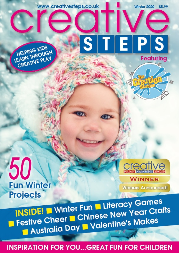 Creative Steps Winter 2020 Issue 68
