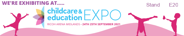 Childcare & Education Expo Midlands 24-25 September 2021